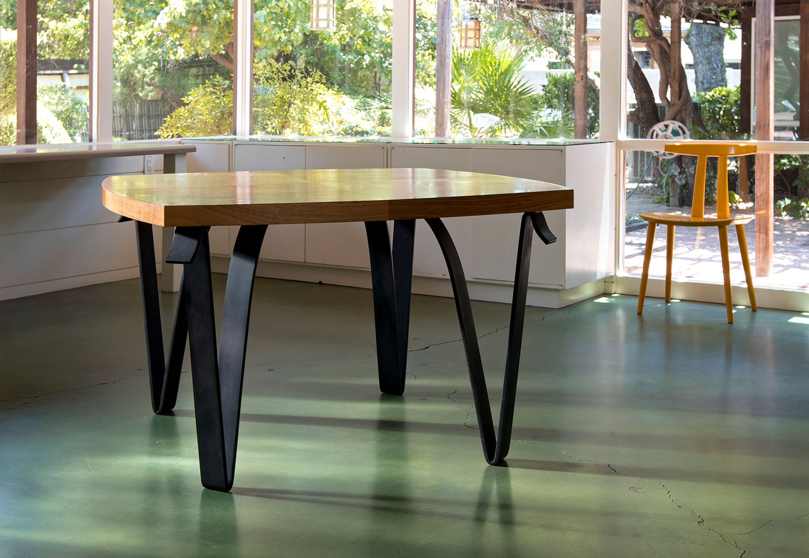 Swan Neck Dining Table