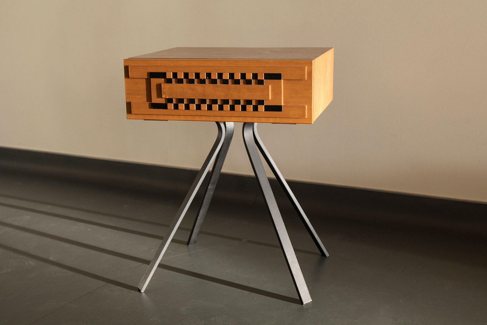 Homage to the Square End Table